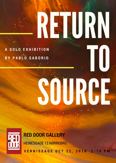 Return to Source Exhibition Pablo Saborio