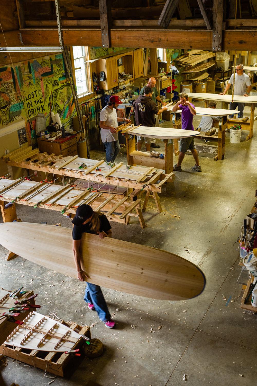 Grain Surfboard/School . Wells, Maine.     More images here!