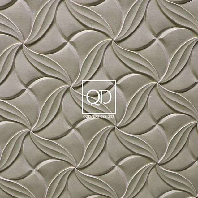 At Quemere, we pride ourselves in producing the finest hand crafted tile through unique designs, colors and finishes. We are excited to share our designs with our followers. From concept boards to the gorgeous room scenes you share with us. We are dedicated to share our ideas with you in hopes to inspire your next project, and it all begins now! 👀 #QuemereDesigns . . . #handmadetile #handpaintedtile #handcarved #ceramictile #designlovers #tile #color #stylegram #interior123 #tiletuesday #interiordesign #roominspo #backsplash #walltile #tileart #dreamkitchen #design #tileconcepts #kitchendesign #bathroomdesign