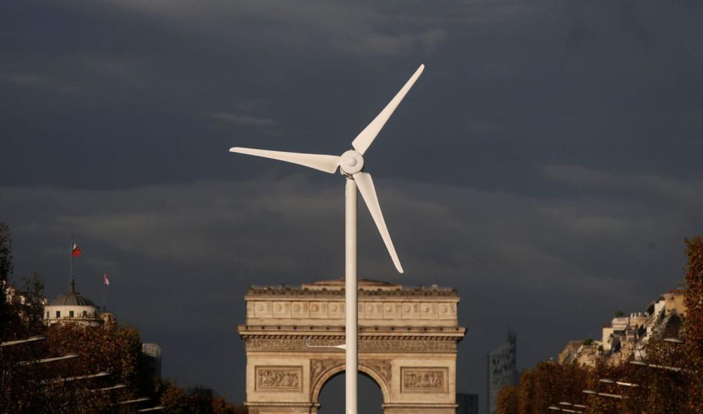 Is het kantelpunt bereikt? - Zelfs als Trump het Amerikaanse bedrijfsleven uit Parijs terugtrekt, dan nog lijken Amerikaanse bedrijven deze klimaatdoelstellingen te realiseren.