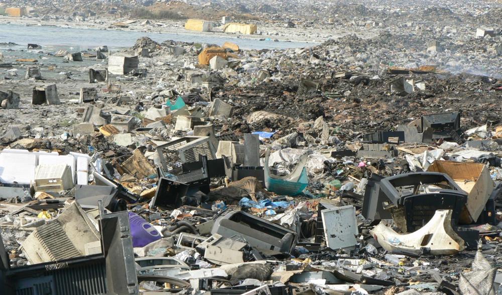 E-waste is een groot probleem - In Japan geven ze het goede voorbeeld.