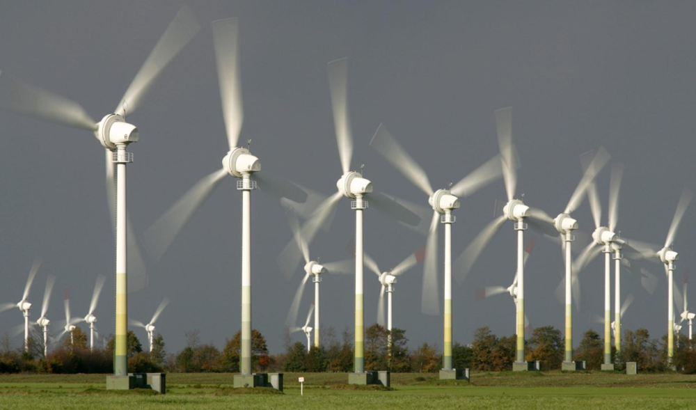 Betaald worden om elektriciteit te gebruiken - In Duitsland is dit in het weekend van 29 oktober gebeurd.