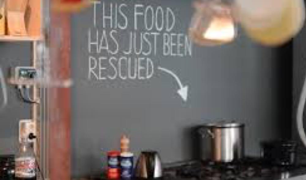 anti-voedselverspilling -