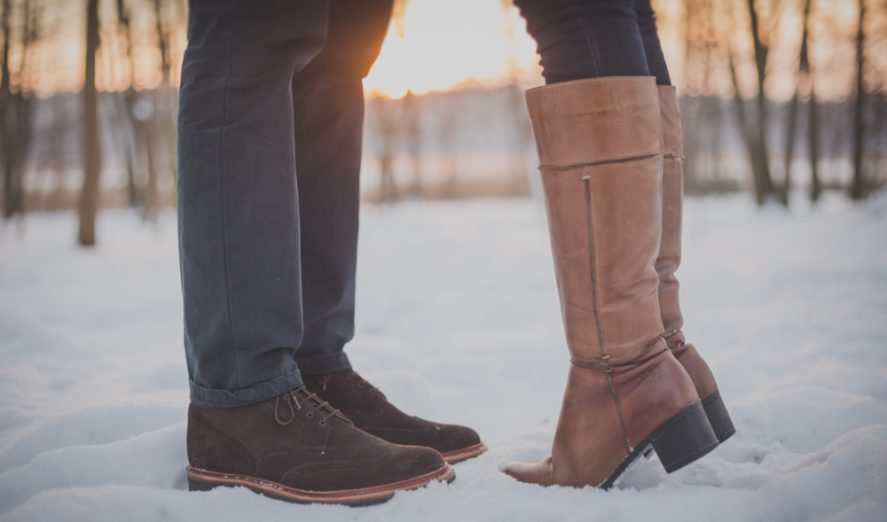 duurzame schoenen -