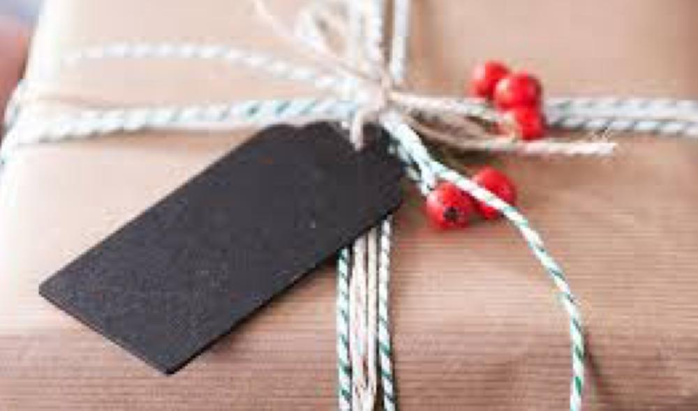 Geschenken -