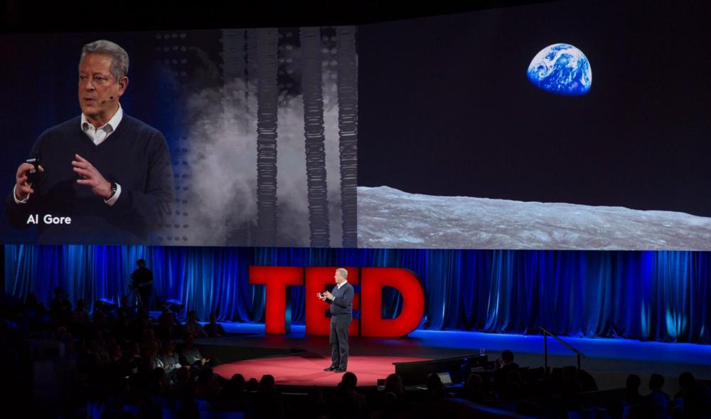 Klimaatoptimisme van Al Gore - Al Gore laat zien dat de problemen ongelooflijk groot zijn, maar dat er ook al revolutionaire veranderingen ten goede bezig zijn.