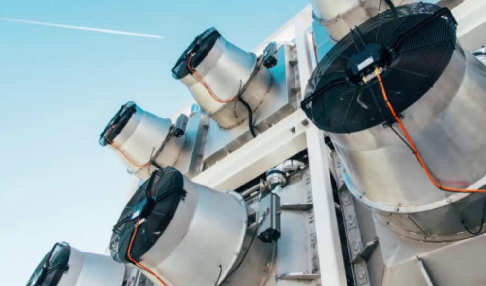 CO2 rechtstreeks uit de lucht zuigen? - Kunnen CO2 Negative Emitting Technologies ons uit de 'klimaat' brand helpen?