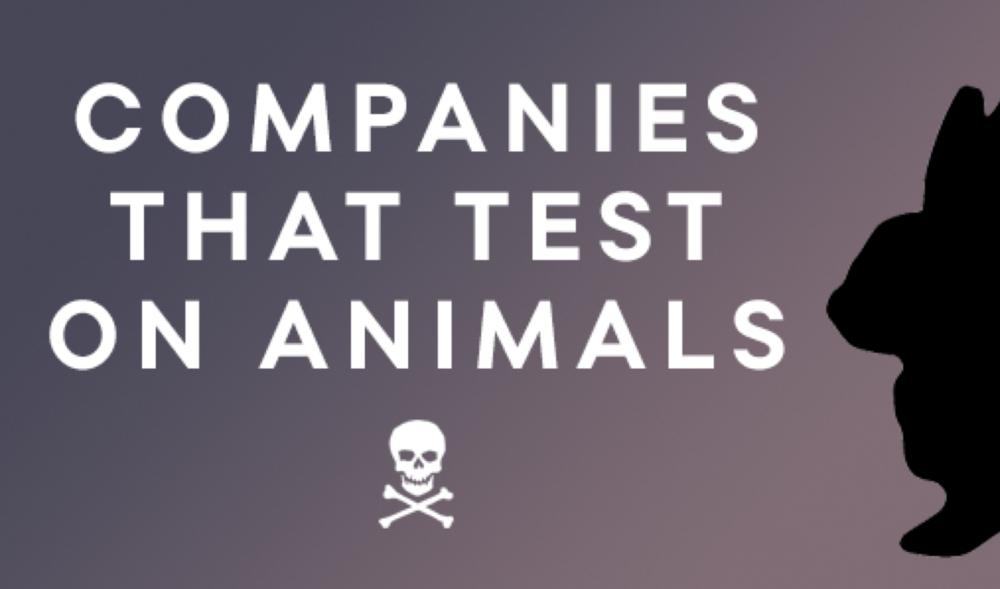 Achtergrondverhaal - Check hier welke merken en bedrijven van dierproeven gebruik maken.