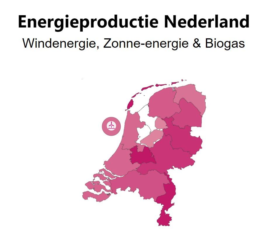 - Hoeveel duurzame energie is er vandaag opgewekt?Dat wordt voor je bijgehouden door deze website! Door de informatie van het KNMI te combineren met ontwikkelde modellen, kan een goede schatting worden gemaakt hoeveel er vandaag de dag aan zonne-, windenergie en biogas wordt opgewekt. Cool!