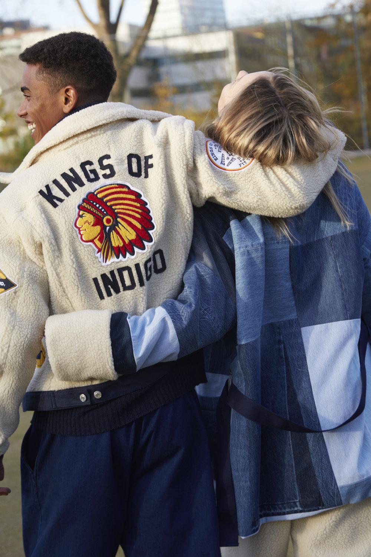 kings of indigo -