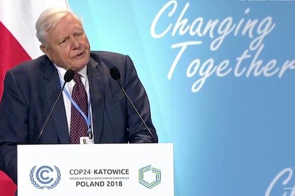 """#takeyourseat - De Climate Conference van de Verenigde Naties is aan de gang in Polen. Sir David Attenborough heeft daar een grote waarschuwing gegeven: """"The collapse of civilization is on the horizon."""" In Polen is ook een nieuwe campagne gelanceerd; ACT NOW. Doe mee en ontdek wat jíj kan doen om nog verder gaande klimaatverandering tegen te gaan."""