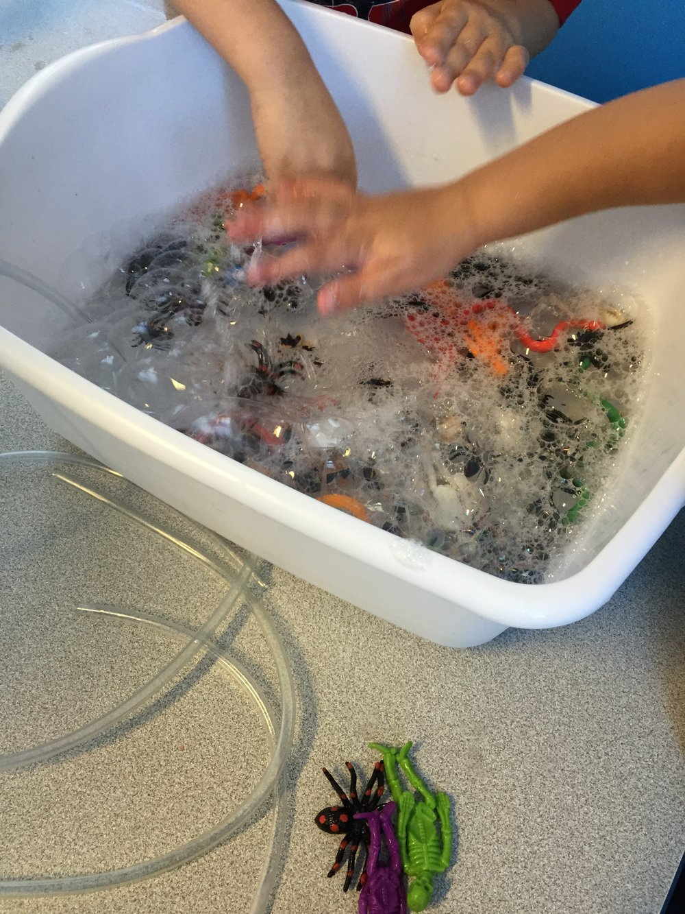 bubble tub