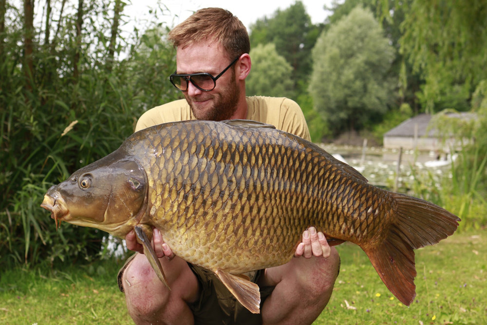 Another beauty which helps us show off carp fishing properly.