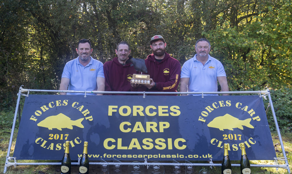 FCC Pairs Champions Anthony Fox and Ralph Reedy.