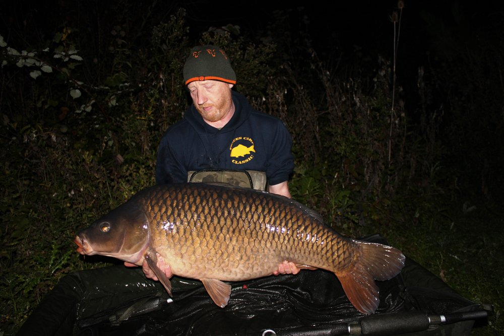 32  Mark Ashmore with a stunning Common 58.10.JPG