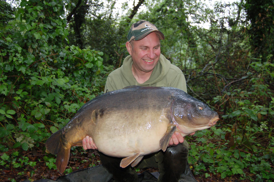 Two Scales at 44lb 12oz