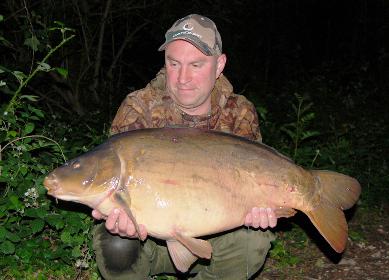 Three from three overnighters – 31lb 1oz