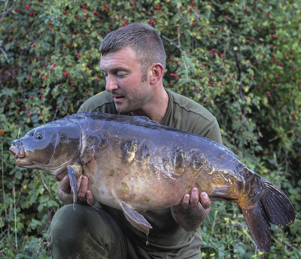 This stunning mirror demonstrates just how effective Mike's approach can be