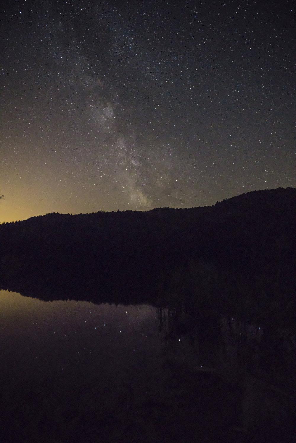 The Milky Way in all it's splendour.