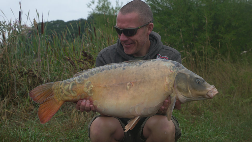 A magnificent 24lb 6oz ghostie concluded proceedings
