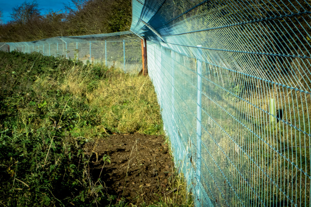 Maintenance and regular checks of the fencing itself, as well as the ground skirt, is of paramount importance
