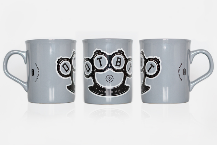 Knuckles Mugs      £6.99