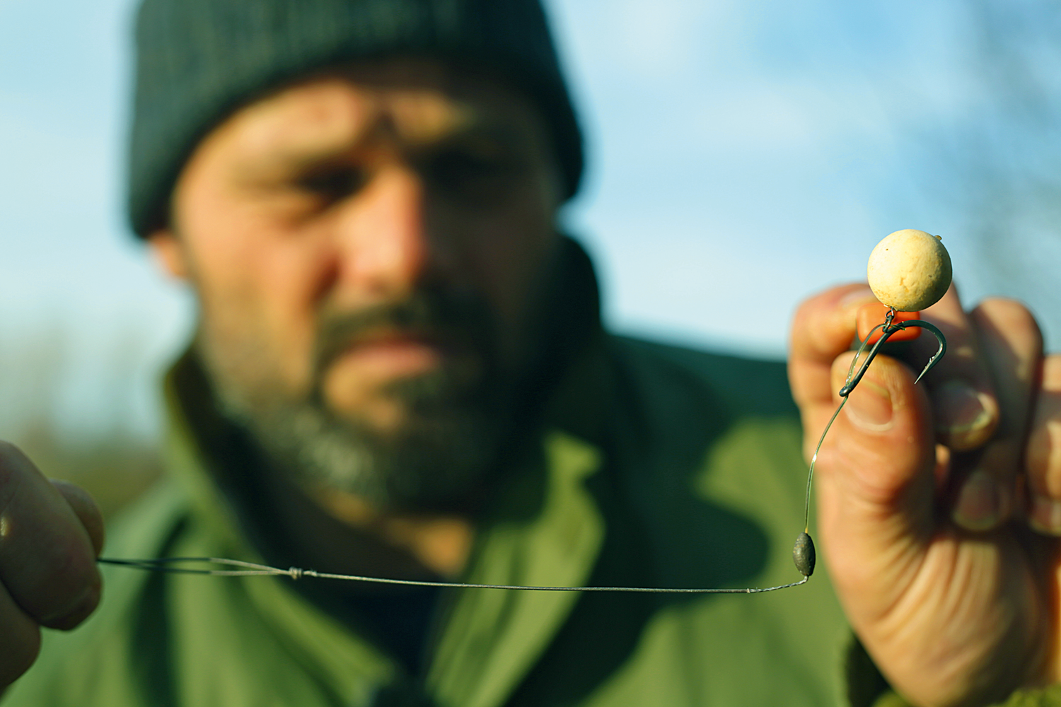 Thinking Anglers OUT-TURNED EYE HOOK All Sizes
