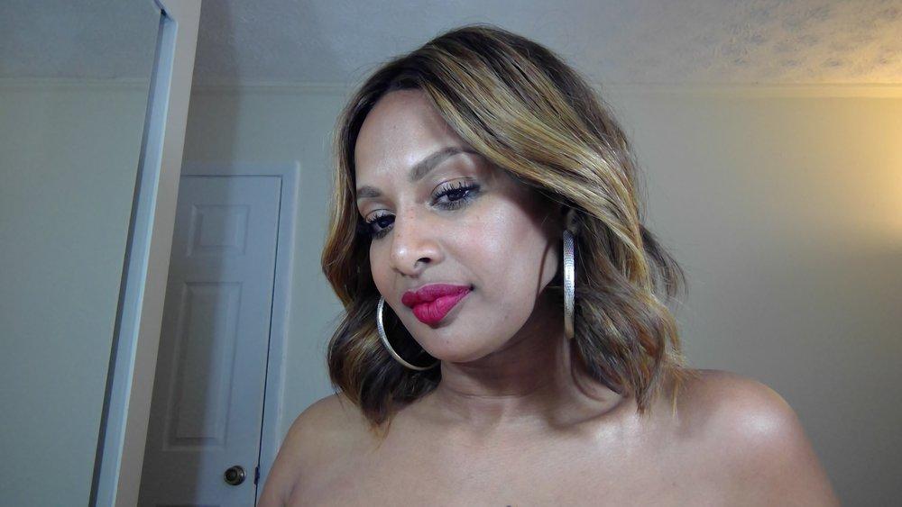 secret with mac burgundy lip liner