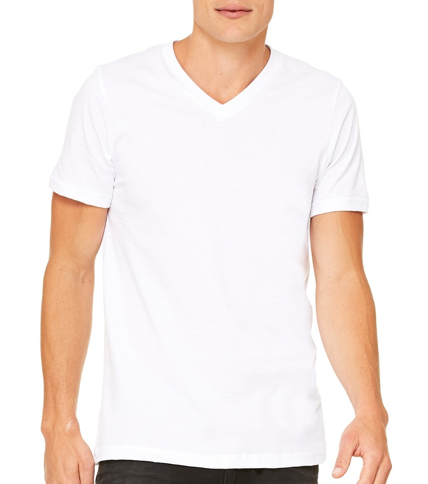 Bella + Canvas Unisex V-Neck