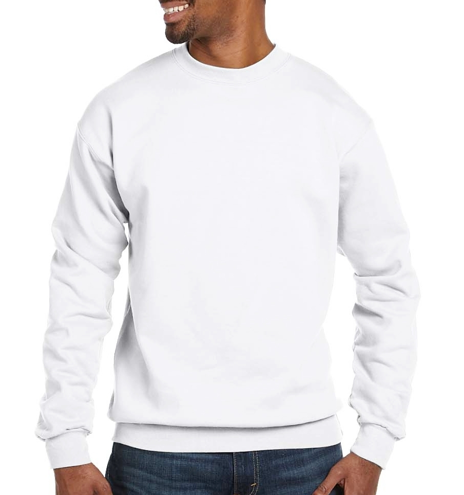 Hanes Unisex Crew Sweatshirt