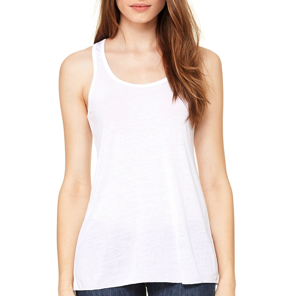Bella + Canvas Women's Flowy Tank