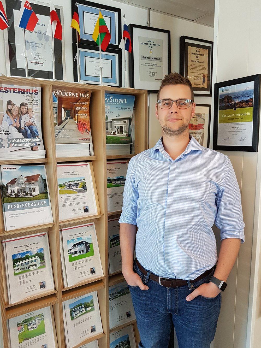 Jon Randen, arkitektur / prosjektering / ingeniør