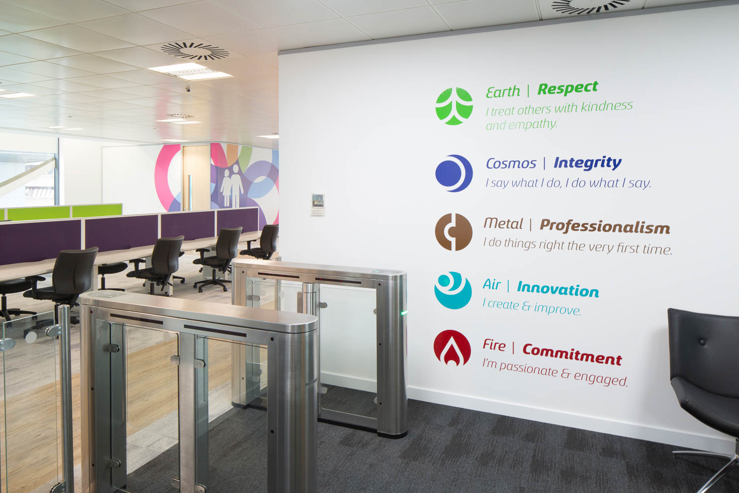 INTERIOR DESIGN CALL CENTRE GLASGOW