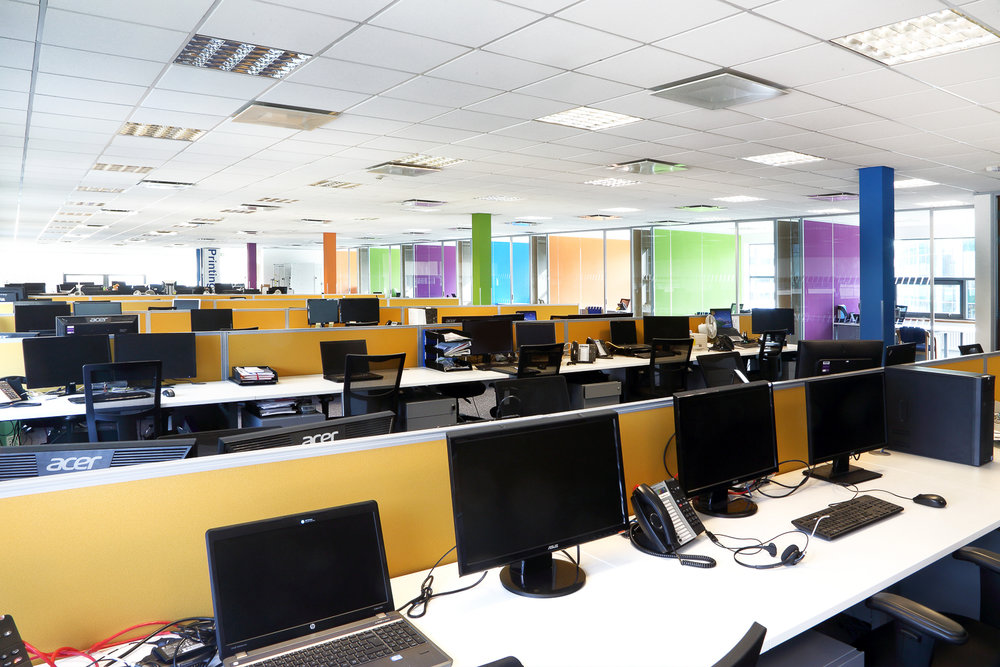 office refurbishment Newcastle