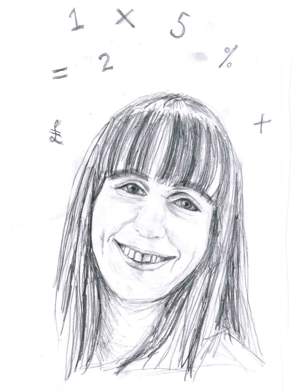 Sarah Harper by Deborah McAulay