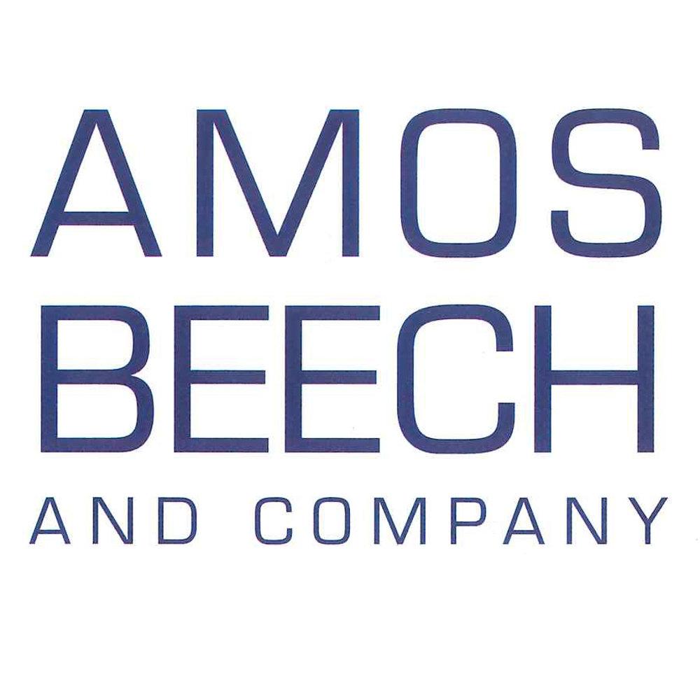 Amos Beech 'ABC' logo