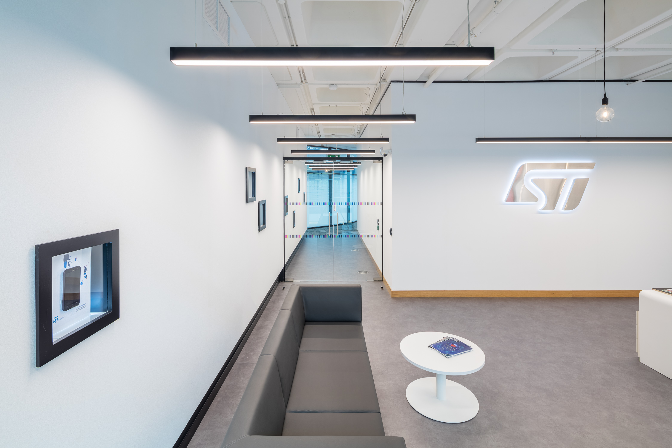 Interior Design Office Fit Out Edinburgh Glasgow