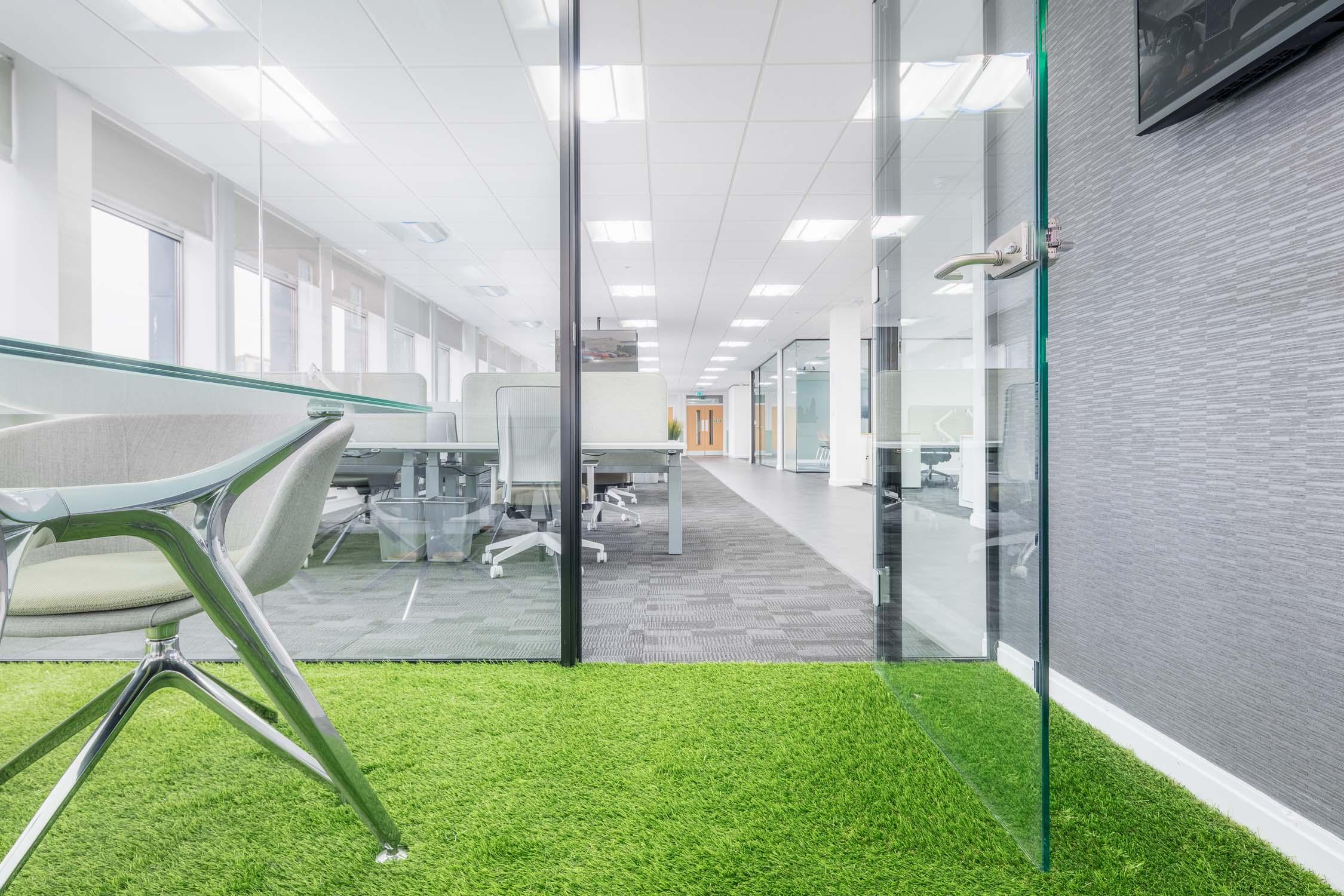 Interior Design And Office Refurbishment Stirling