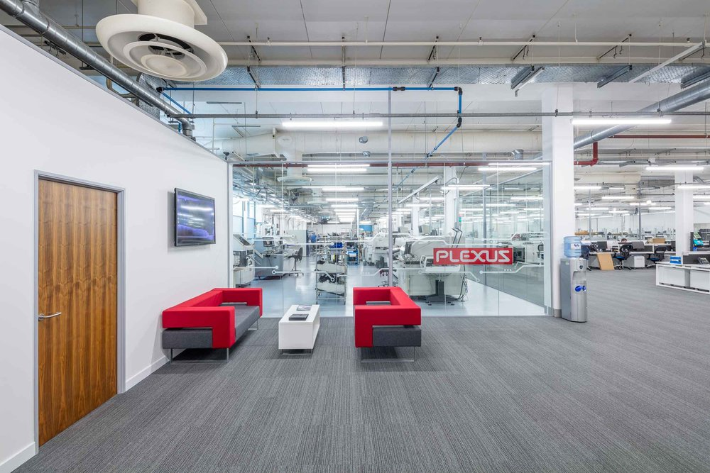 4100a164 Office fit out projects — Amos Beech