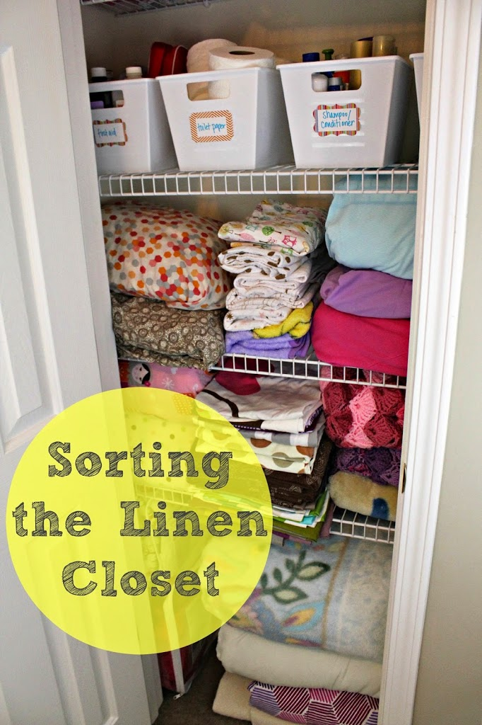 My Best Advice When It Comes To A Linen Closet Is To Group Like Items  Together, Rotating Where The Items Are According To The Season.