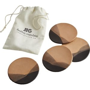 set-of-4-jig-charcoal-dipped-leather-coasters