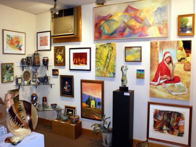 Edgewood Gallery  - March 2- May 4 Click for more info