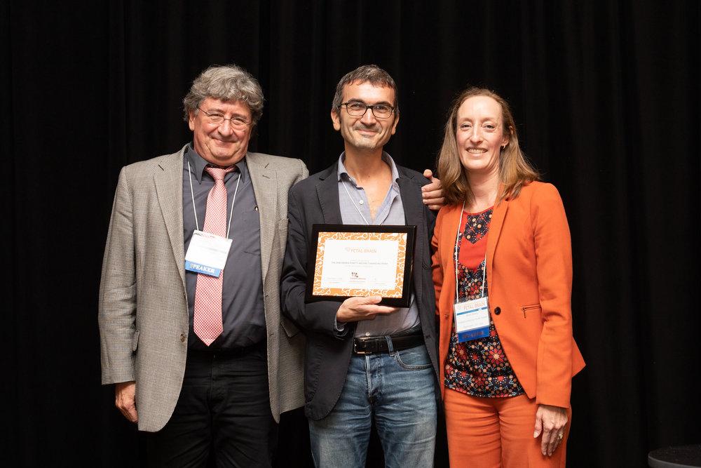 From Left: Dr. du Plessis, Dr. Ursini, Dr. Mulkey