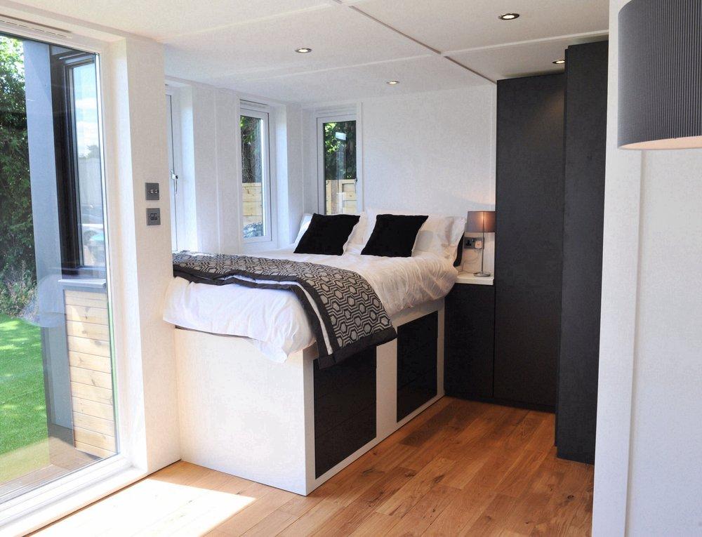 Optional Hi-Bed