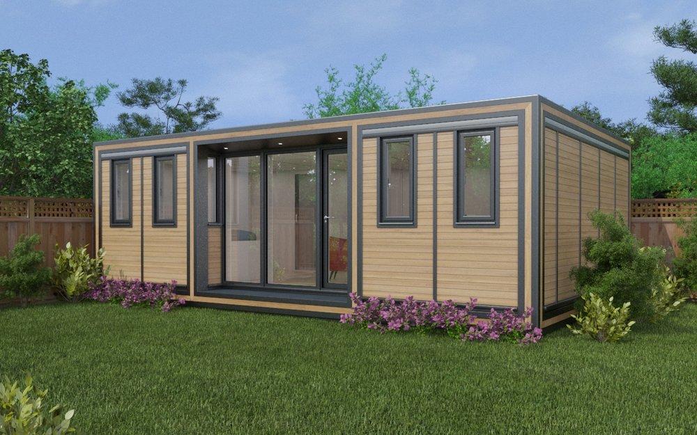 Zedbox 745 Exterior