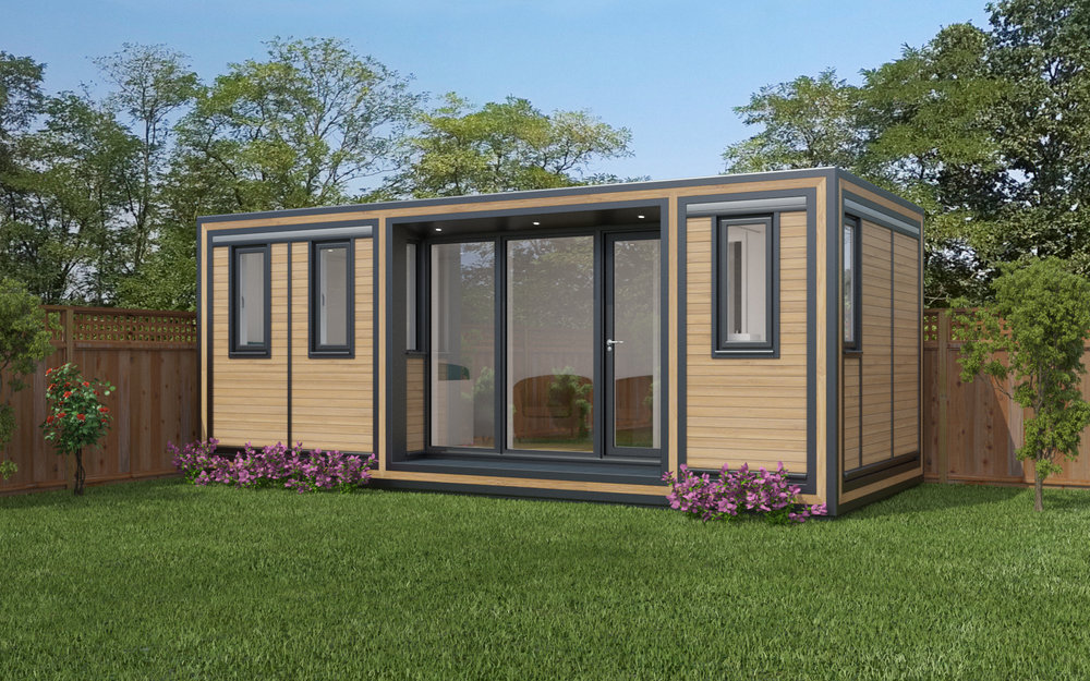 ZEDBOX 625 (6 x 2.5) Internal Size: 6401 x 2720 External Size: 6871 x 3190 Bed Options: Single or Double Kitchen Options: Micro Kitchen Wet Room Options: Yes Portico: Yes Price: £27,000 Optional Extras Request Zedbox Catalogue