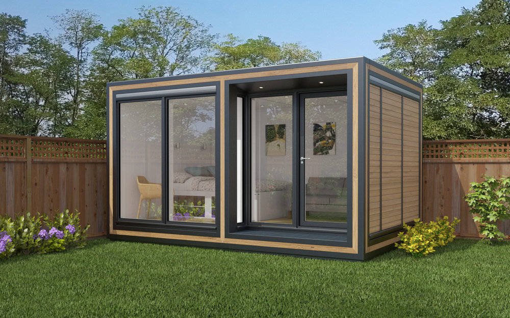 ZEDBOX 425  (4 x 2.5)  Internal Size: 4259 x 2720  External Size: 4729 x 2720  Bed Options: Single  Kitchen Options: Micro Kitchen  Wet Room Options: Yes  Portico: Yes  Price:  £22,000    Optional Extras    Request Zedbox Catalogue