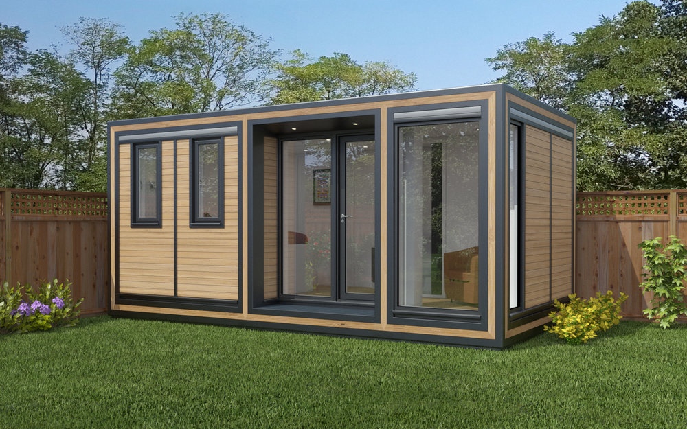 ZEDBOX 525 (5 x 2.5) Internal Size: 5330 x 2720 External Size: 5800 x 3190 Bed Options: Single or Double Kitchen Options: Micro Kitchen Wet Room Options: Yes Portico: Yes Price: £24,000 Optional Extras Request Zedbox Catalogue