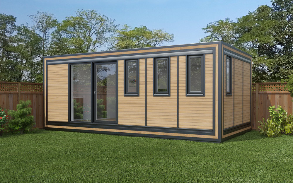 ZEDBOX 630 (6 x 3) Internal Size: 6401 x 3188 External Size: 6871 x 3658 Bed Options: Single or Double Kitchen Options: Micro Kitchen or Kitchen Wet Room Options: Yes Portico: No Price: £29,000  Optional Extras Request Zedbox Catalogue