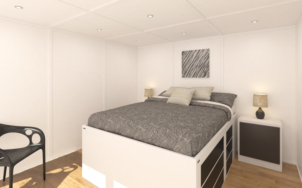 GUEST ROOMS (7)   Choose from seven Zedbox sizes which are ideal as guest rooms. From just £15,000  Click here...